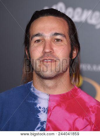 LOS ANGELES - JUN 05:  Pete Wentz arrives to the