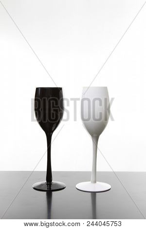 lot of glasses, drink