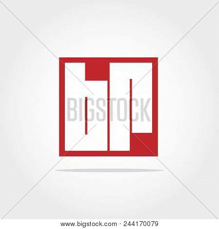 Initial Letter Br Logo Template Vector Design