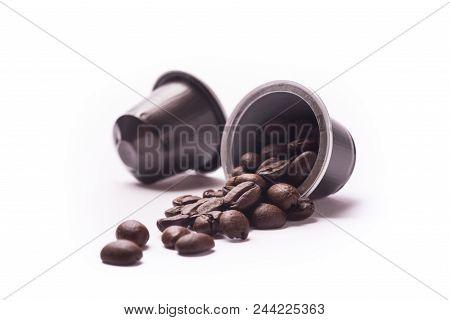 Capsule Coffee Beans
