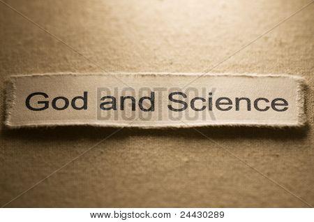 Gott und Wissenschaft