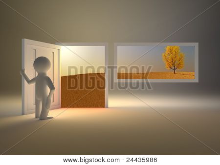 Door To Another Reality