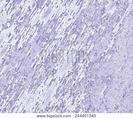 Lilac Speckled Background. Marble Wall Texture. Vector Modern Background For Posters, Brochures, Sit