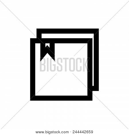 Folders Vector Icon On White Background. Folders Modern Icon For Graphic And Web Design. Folders Ico