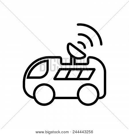Car With Satellite Icon. Car With Satellite Icon. Car With Satellite Icon. Car With Satellite Icon.