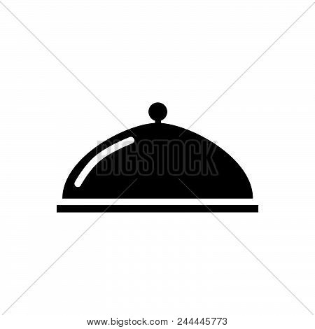 Food Service Vector Icon On White Background. Food Service Modern Icon For Graphic And Web Design. F