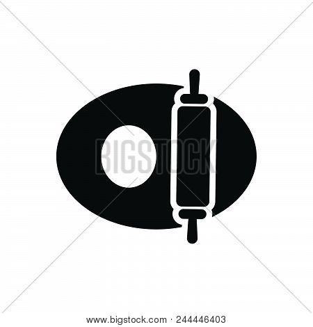 Kitchen Tool Vector Icon On White Background. Kitchen Tool Modern Icon For Graphic And Web Design. K