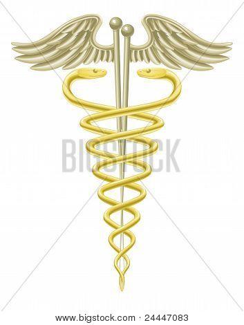 Acupuncture Needles Caduceus