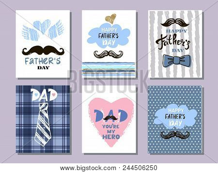 Father's Day Collection Cards10