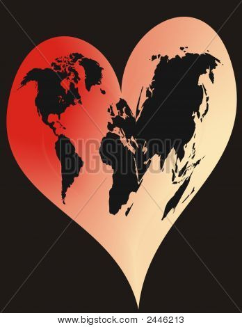 World In Heart