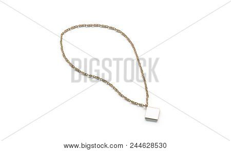 Blank White Golden Image Photo Free Trial Bigstock