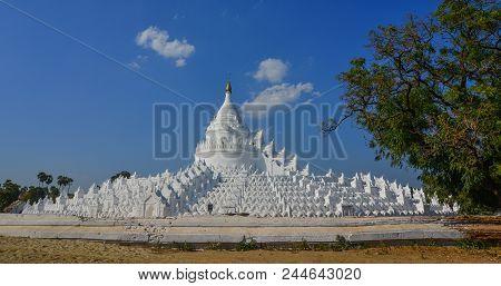 Hsinbyume (mya Thein Dan) Pagoda
