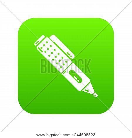 Marker Pen School Icon. Simple Illustration Of Marker Pen School Vector Icon For Web