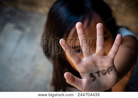Trafficking In Human Beings, Human Trafficking. Human Not For Sale. Human Is Not A Product. Stop Chi