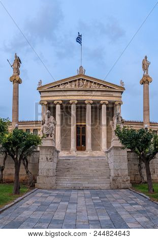 The Academy of Athens Greece