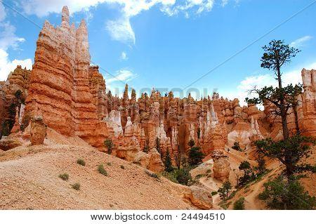 Inside Bryce Canyon, Utah