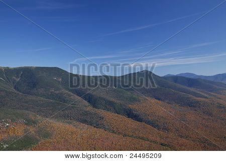 Autumn In Franconia Notch