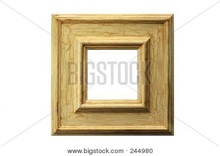 Stress Paint Picture Frame