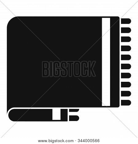 Wool Blanket Icon. Simple Illustration Of Wool Blanket Vector Icon For Web Design Isolated On White