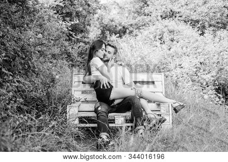 Trust And Intimacy. Sensual Hug. Love And Romance Concept. Relaxing With Darling. Lovers Cuddling. C