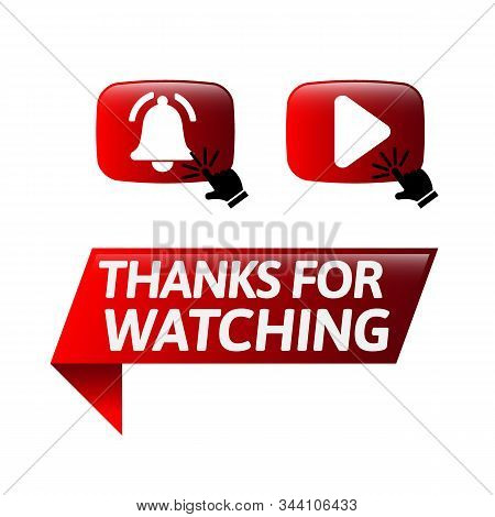 Subscribe Button, Subscribed With Grey Bell And Dark Grey Play Button Red Subscribe Button Arrow Whi