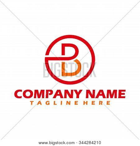 B Logo, B Logo Design, Initial B Logo, Circle B Logo, Real Estate Logo, Letter B Logo, Creat Save Do