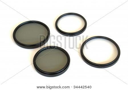 Camera filter set