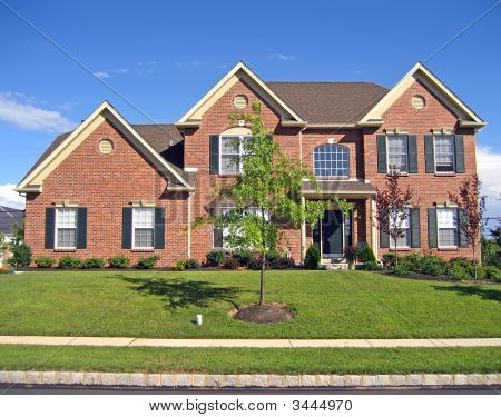 Upscale New Home