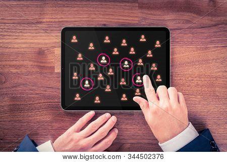 Target Audience Digital Tablet App, Market Segmentation, Customers Care, Customer Relationship Manag