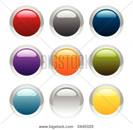 Glassy Icons