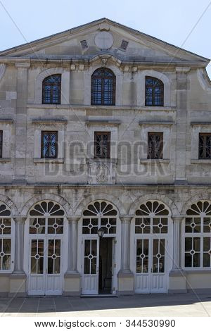 Istanbul, Turkey - July 27, 2019: Ecumenical Patriarchate Of Constantinople And Patriarchal Basilica