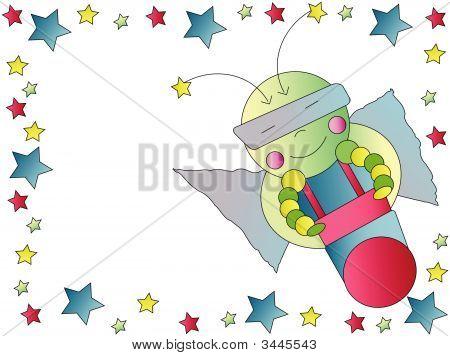 Alien Space Creature