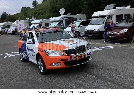 Rabobank Car