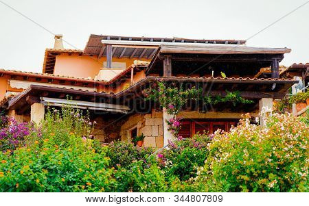 House And Cottage At Capo Coda Cavallo Reflex