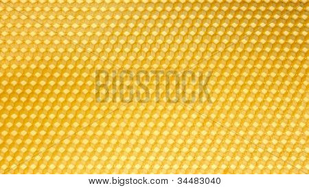 Wax Template For Honeycomb