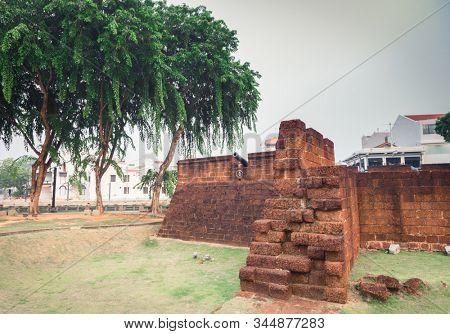 Bastion Middleburg, bastion located in Malacca, Malaysia