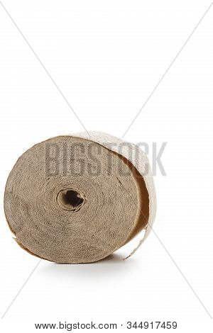 Not Clarified Toilet Paper Made Of Untreated Coarse Paper Or Cardboard . Cheap Environmentally Frien