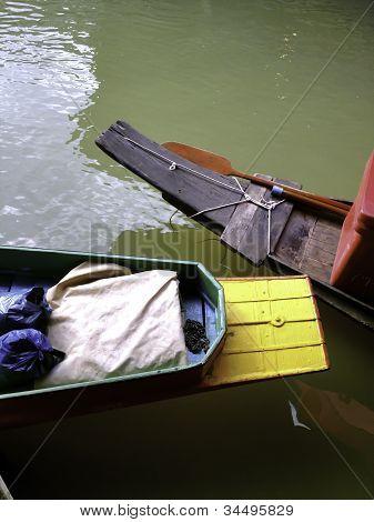 The Pattaya's 4 Regions Floating Market