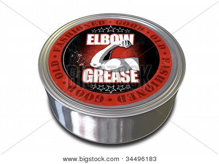 Good Old-fashioned Elbow Grease