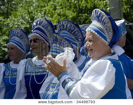 Saratov Grandmother