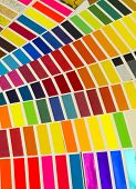 sample colors poster