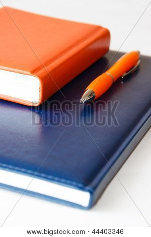 Notebooks And Pen