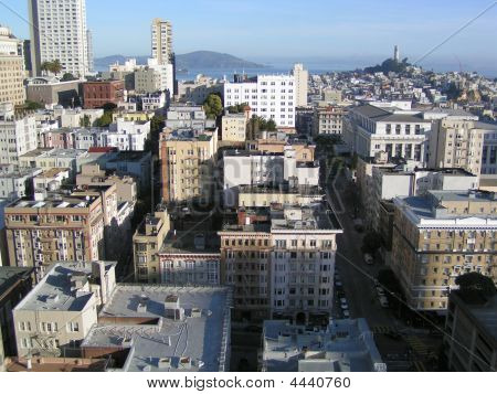 Downtown San Fransisco