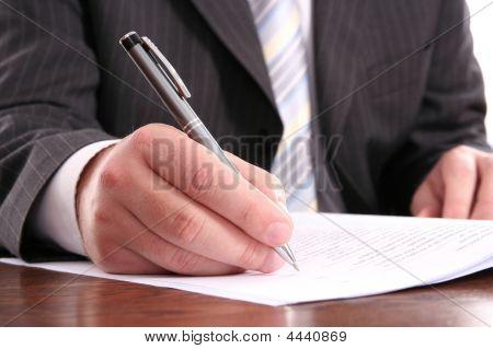 Firman contrato
