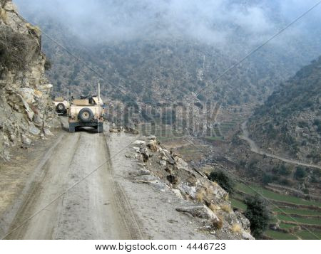Us Army Operations In Afghanistan