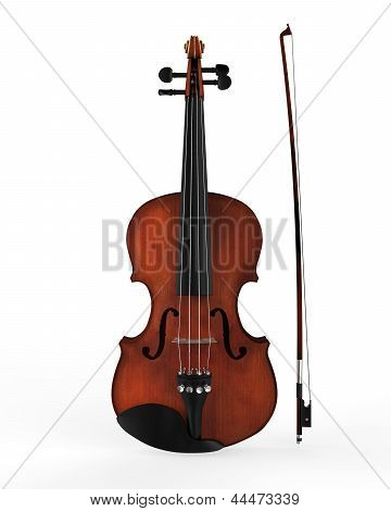 Violin and Fiddle Stick