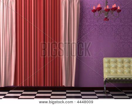 Curtain Interior