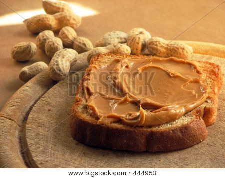 Peanutbutter Sandwich