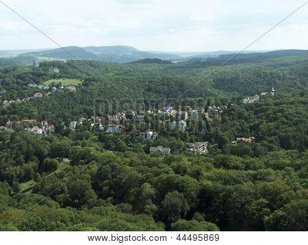 Around Eisenach