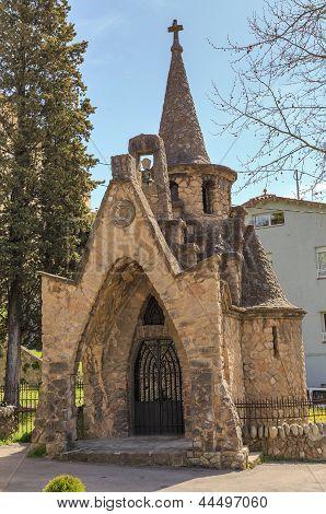 Church Of Sant Marti De Sentfores